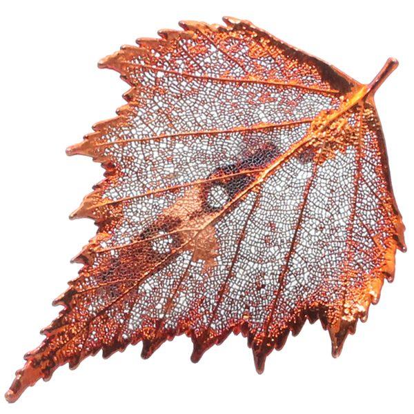 Birch Copper Brooch