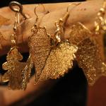 Blattrausch Gold Kollektion