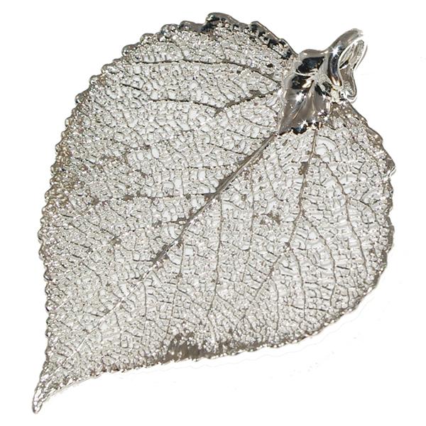 Aspen Silver Pendant