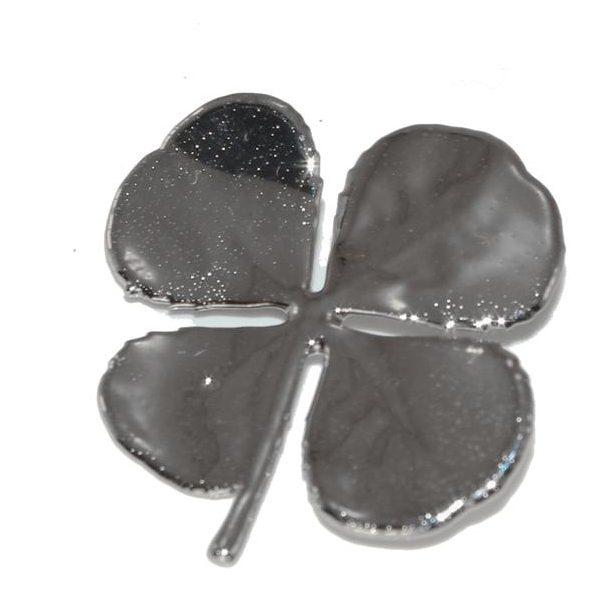 Clover Silver Pendant