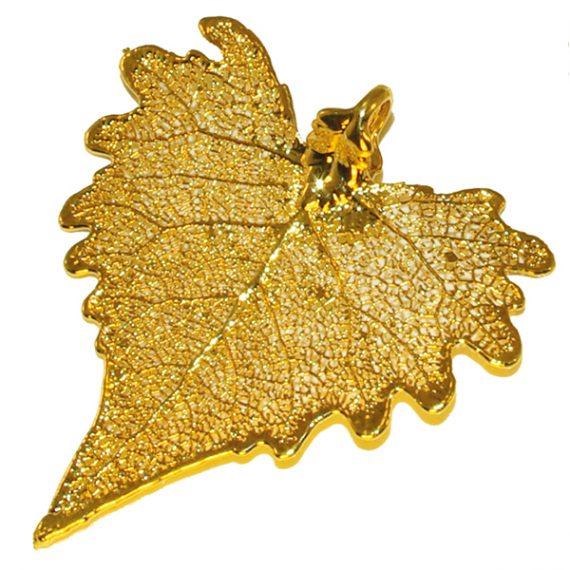Pappel Gold Anhänger