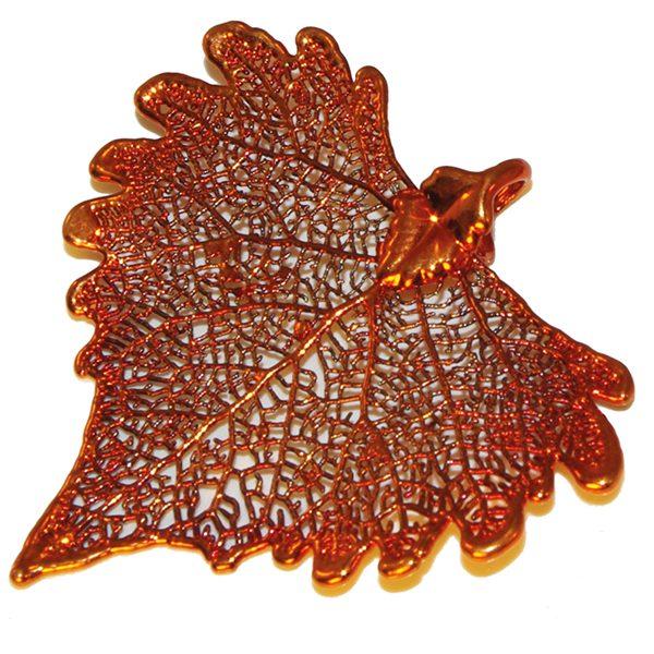 Cottonwood Pendant Copper