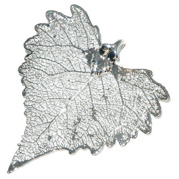 Cottonwood Silver Pendant