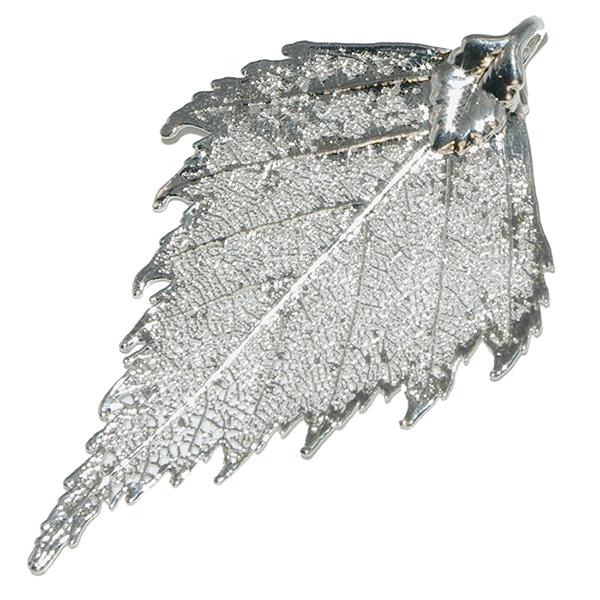 Birke Silber Anhänger