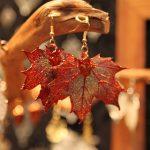 Blattrausch Märkte und Festivals: Kanadischer Ahorn in Kupfer