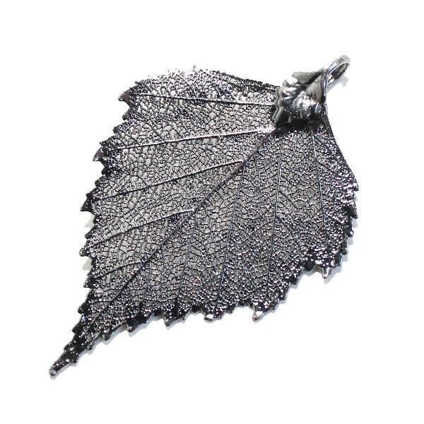 Birch Platinum Pendant