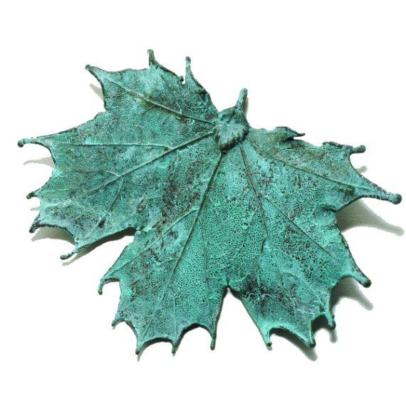 Kanadischer Ahorn Kupfergrün Anhänger