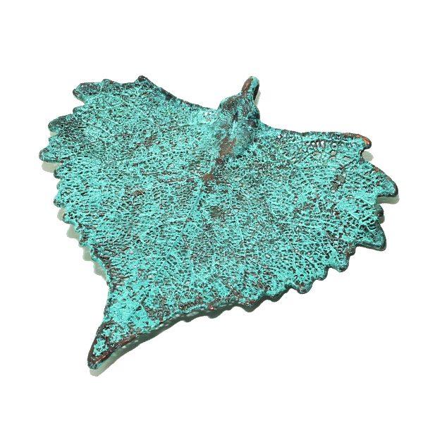 Pappel Kupfergrün Anhänger