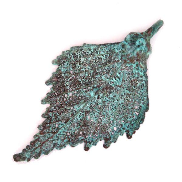 Birch Coppergreen Pendant