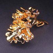 Petersilie Gold Anhänger 2