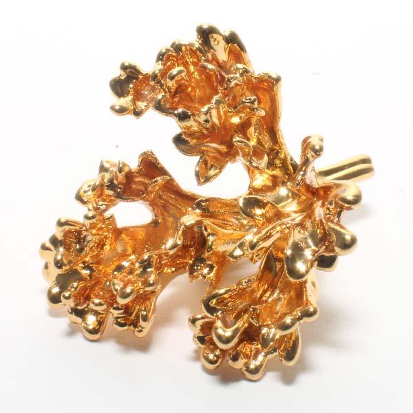 Petersilie Gold Anhänger