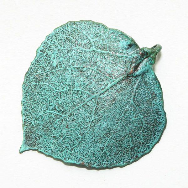 Espe Kupfer Grün Anhänger