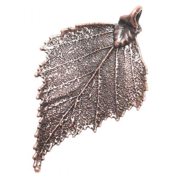 Birke Antik Kupfer Anhaenger